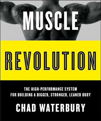 Muscle Revolution by Chad Waterbury